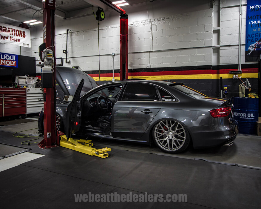 RayTeam - AUDI RS3 Tuning Specialist and Unitronic
